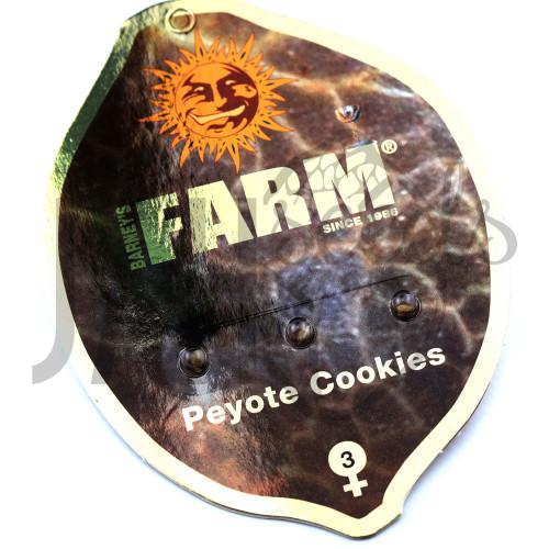 Peyote Cookies Feminised насіння конопель: фото, характеристики, відгуки, опис
