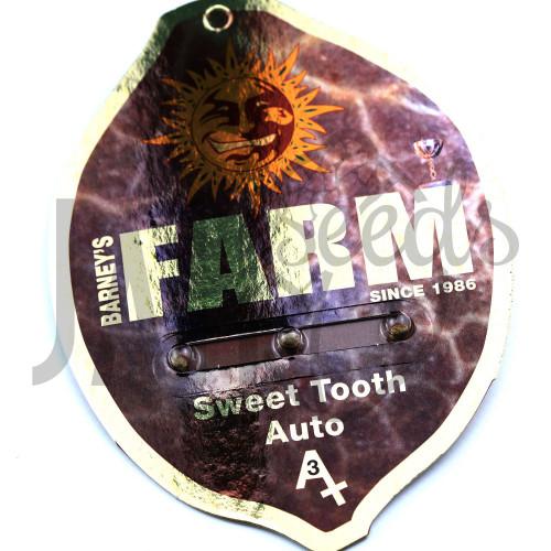 Auto Sweet Tooth Feminised насіння конопель: фото, характеристики, відгуки, опис
