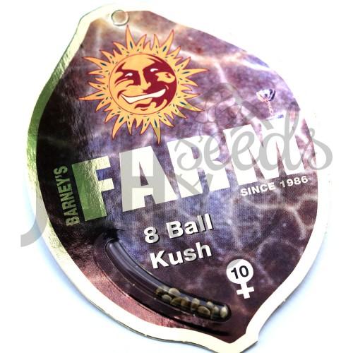 8 Ball Kush Feminised семена конопли: фото, характеристики, отзывы, описание