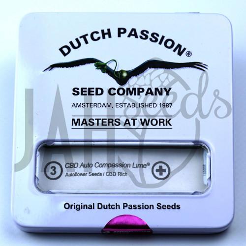 CBD Auto Compassion Lime feminised насіння конопель: фото, характеристики, відгуки, опис