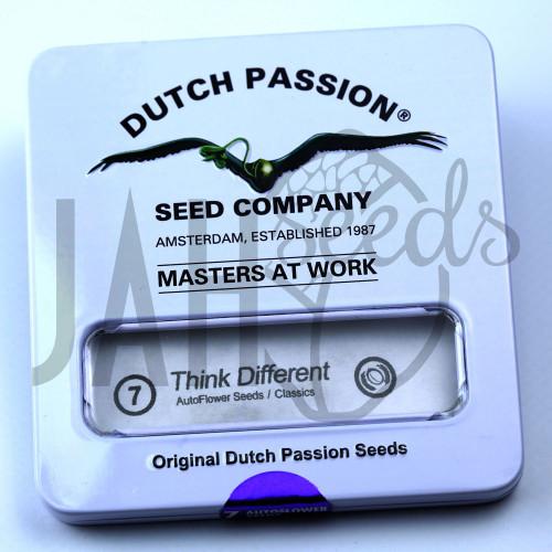 Auto Think Different feminised насіння конопель: фото, характеристики, відгуки, опис
