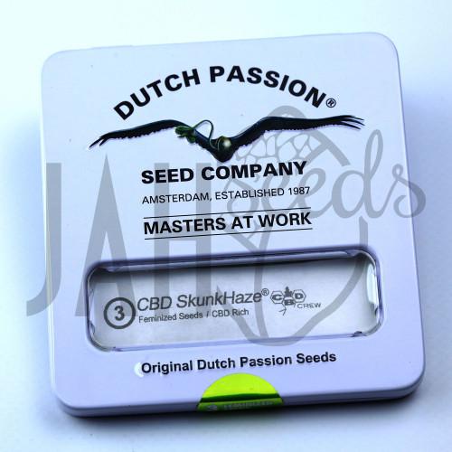 CBD Skunk Haze feminised насіння конопель: фото, характеристики, відгуки, опис