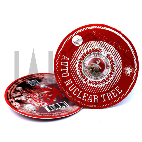AUTO NUCLEAR TREE FEMINISED семена конопли: фото, характеристики, отзывы, описание