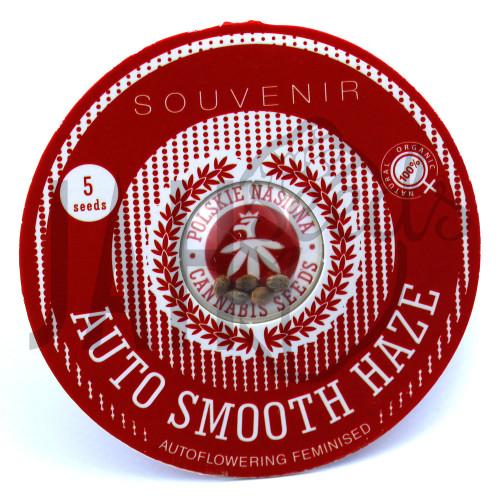 AUTO SMOOTH HAZE FEMINISED насіння конопель: фото, характеристики, відгуки, опис