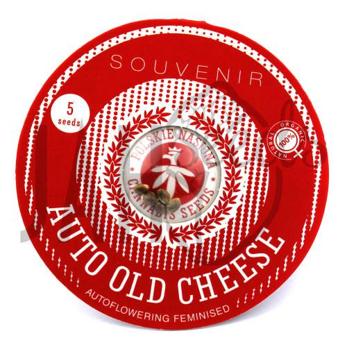 AUTO OLD CHEESE FEMINISED насіння конопель: фото, характеристики, відгуки, опис