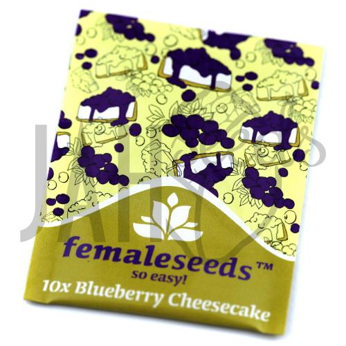 Blueberry Cheesecake Feminised насіння конопель: фото, характеристики, відгуки, опис