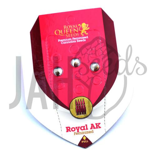Royal AK feminised насіння конопель: фото, характеристики, відгуки, опис