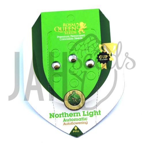 Auto Northern Light Feminised насіння конопель: фото, характеристики, відгуки, опис