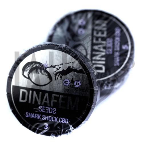 Shark Shock CBD Feminised насіння конопель: фото, характеристики, відгуки, опис