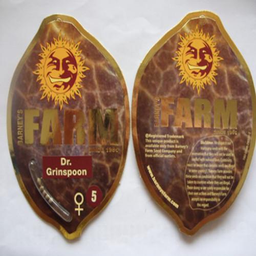 Dr. Grinspoon Feminised насіння конопель: фото, характеристики, відгуки, опис