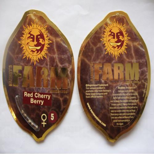 Red Cherry Berry Feminised насіння конопель: фото, характеристики, відгуки, опис