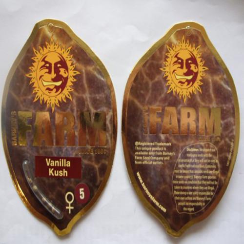Vanilla Kush Feminised насіння конопель: фото, характеристики, відгуки, опис