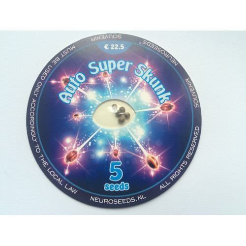 Auto Super Skunk  насіння конопель: фото, характеристики, відгуки, опис