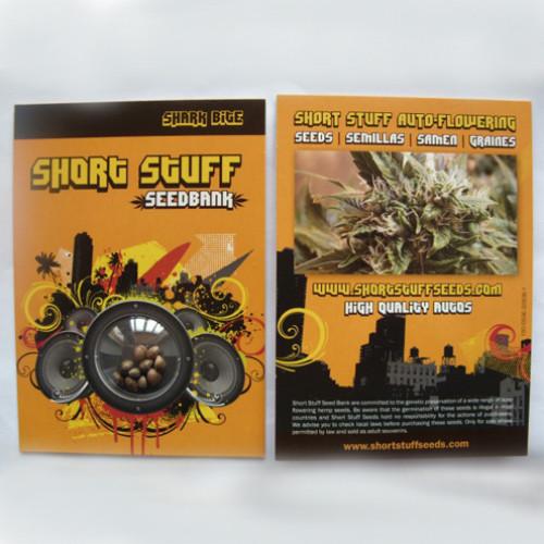 Auto SharkBite насіння конопель: фото, характеристики, відгуки, опис