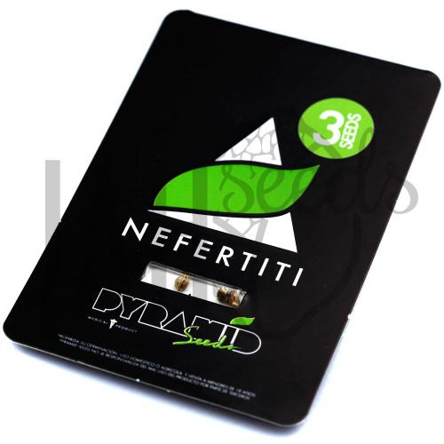 Nefertiti Feminised насіння конопель: фото, характеристики, відгуки, опис