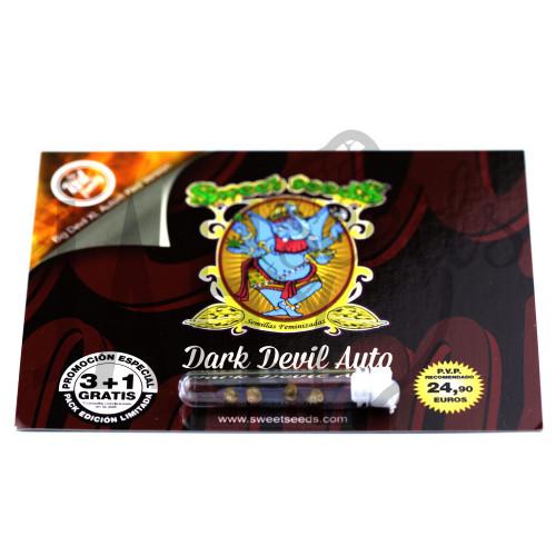 Auto Dark Devil Feminised насіння конопель: фото, характеристики, відгуки, опис